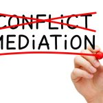 Conflict Mediation Concept for Brownstown prenup attorneys
